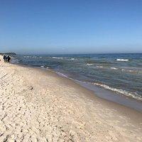 Plaża Pogorzelica