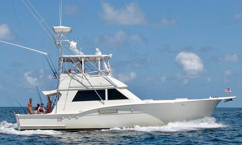 Another Getaway Fishing Charter Boat