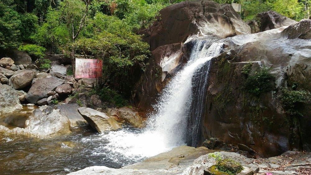 Sekayu Waterfall
