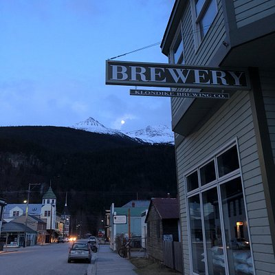 Skagway Craft Beer at its finest!