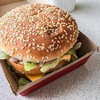 The Classic Big Mac Well Prepared