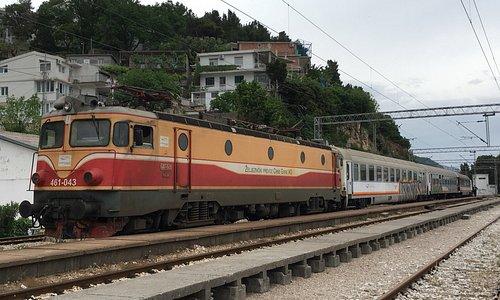 Belgrade-Bar Railway