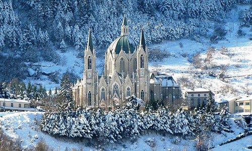 Basilica Minore della Madonna Addolorata di Castelpetroso