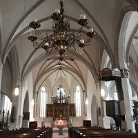 St. Andreas Kirche, Lutherstadt Eisleben, Alemania.