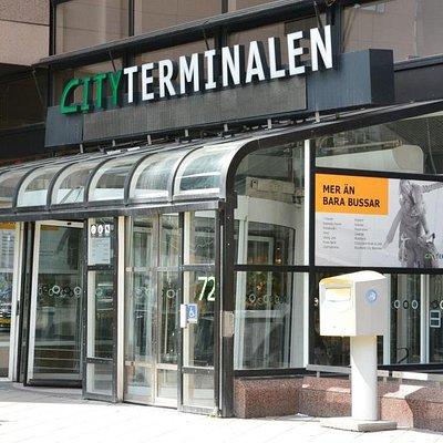 Cityterminalen Stockholm