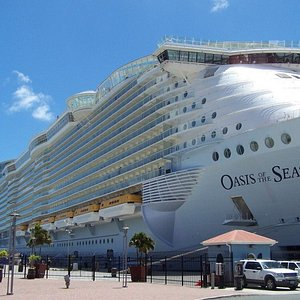 Oasis of The Sea
