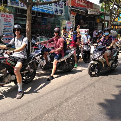 Motorbike from Hoi An to Hue Oneway trip