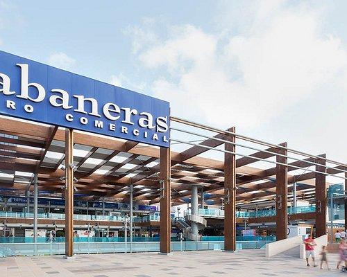 Exterior Centro Comercial Habaneras