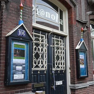 Pianola Museum;Westerstraat 106