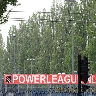 Powerleague voetbaltrainingen Olympiaplein