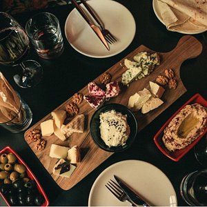 Enoteca Meydan - best and rest place!   You can drink awesome Azeri wines! Which you can only dr
