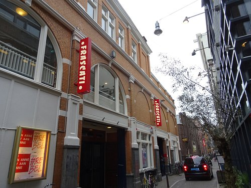 Frascati Theater;Nes 63 Amsterdam