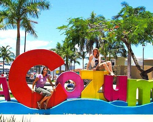 Free Walking Tour Cozumel