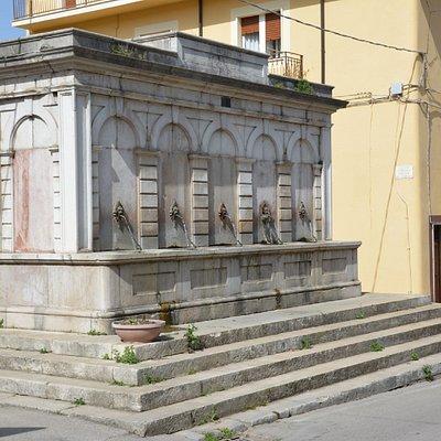Fontana delle Cinque Cannelle