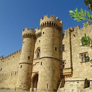 Grand Master Palace