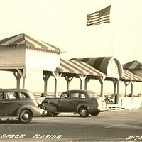 The Delray Beach Pavilion in 1947