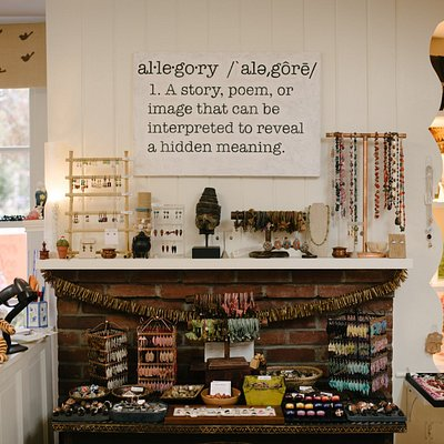 Welcome to Allegory Gallery, where you can create your own story!