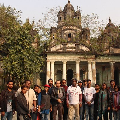 Tollygunge Heritage Walk on 24th Dec 2017