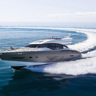 Rent yacht in Odessa