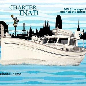 charterinad.com & blue experiences Barcelona