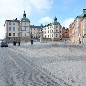 Врангельский дворец, Стокгольм