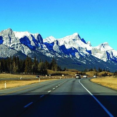 Explore the Rockies, Badlands, Foothills, and Cities of Alberta with us