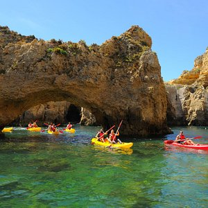 Fantastic kayaking trip! Nice crew and stunning scenery would definitely recommend.