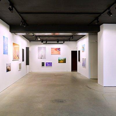 Installation View, December 2017, Pinelopi Gerasimou & Blanca Vinas duo show