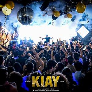 Celebrando 35 anos da Palace Kiay