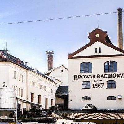 Budynek główny Browaru
