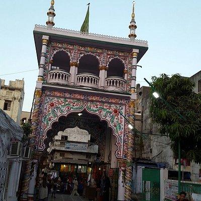 Greatest sufi saint monastery named Dana Baba . Direct decentant from Khwaja Moinuddin Chisti of