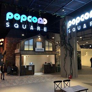 POPCOND SQUARE入口