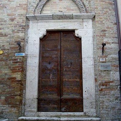 Il portale gotico