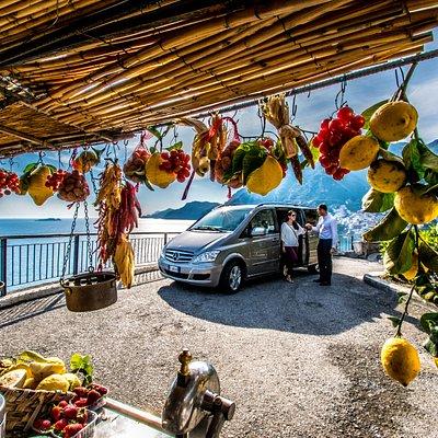 Let's ExperienceThe Amalfi Coast !