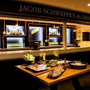 Jacob Schweppe's Bar, Royal Albert Hall