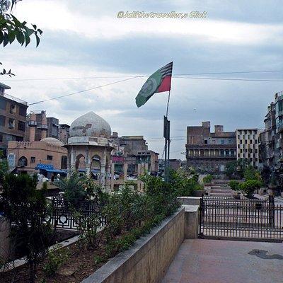 Chowk Yadgar Peshawar