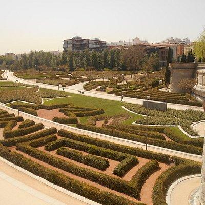 Парк Madrid Río