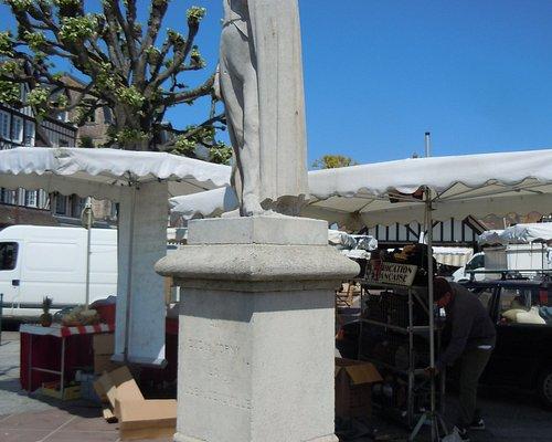 Statue du Duc de Morny