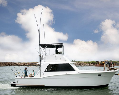 Fully refurbished 1969 Hatteras Yacht.