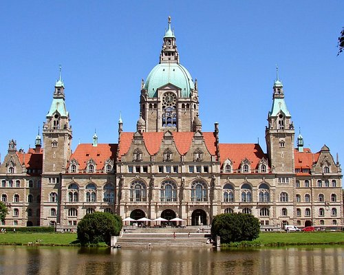 Neues Rathaus (Hannover)