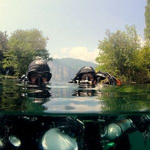 New Diving Torri