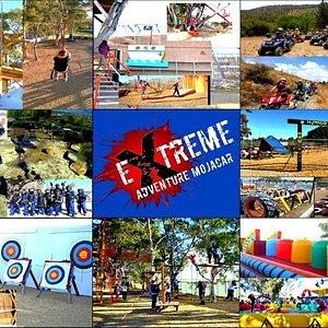 Extreme ADventure Mojacar Centro de Actividades y Ocio en el Levante Almeriense