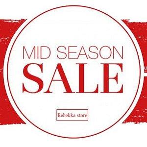 MID SEASON SALE -30%