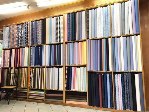 All fabrics Tailor made for you