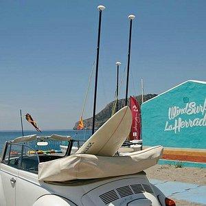 Windsurf La Herradura