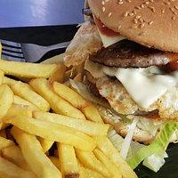 Il nostro boss burger piccolo