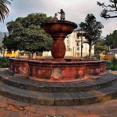 San Juan del Obispo - taken from the Villages Tour