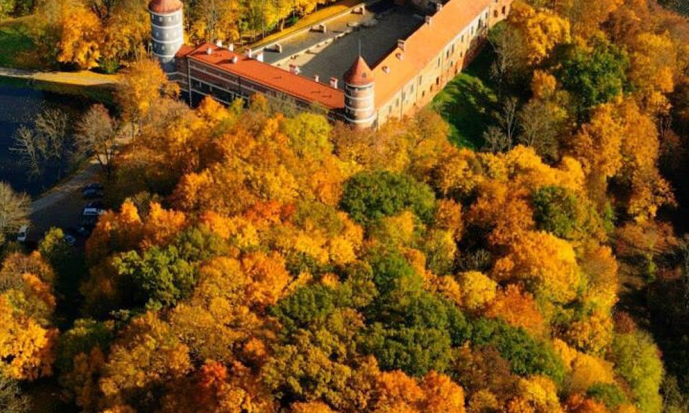 Panemunes Castle