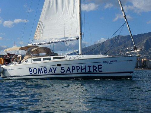 Bombay under Sails