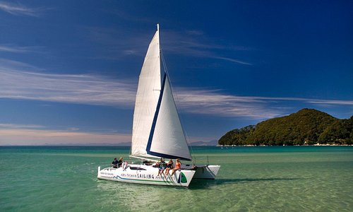 Scenic Sailing - Abel Tasman National Park